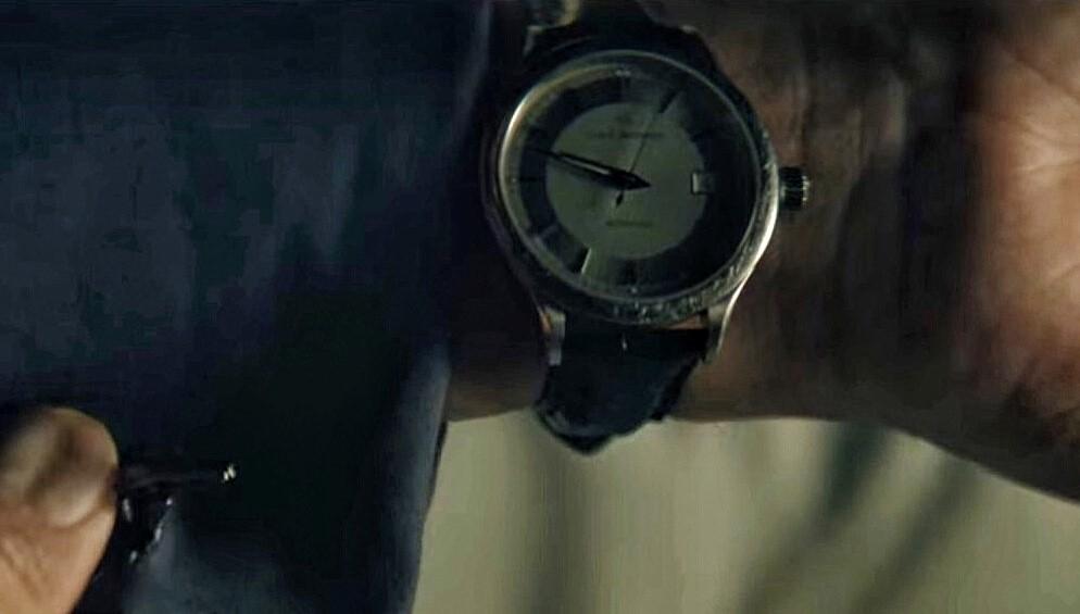 John Wick Wearing Carl F Bucherer Watch