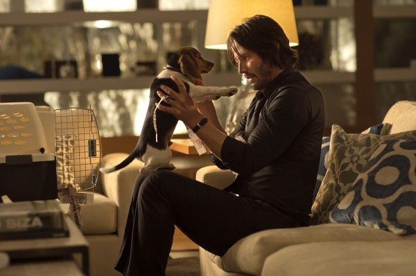 Keanu Reeves Watch In John Wick Movie 2