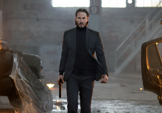 Keanu Reeves Watch In John Wick Movie 3
