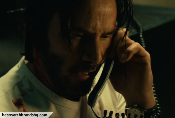Keanu Reeves Watch In John Wick Movie 7