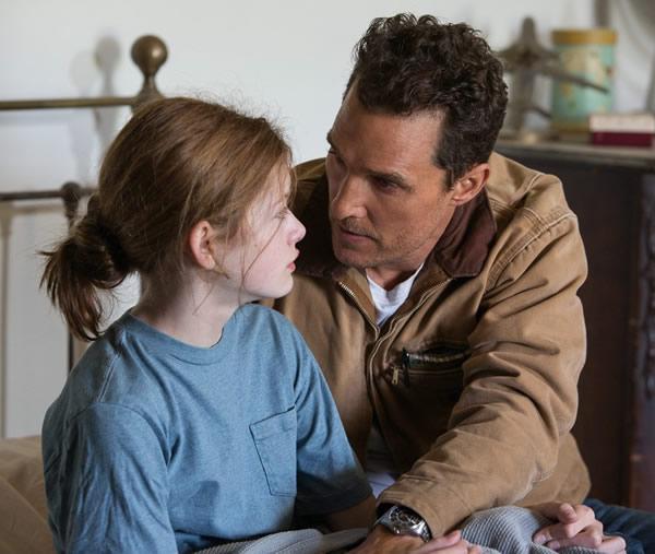 Matthew McConaughey Wrist Watch Interstellar Movie 2