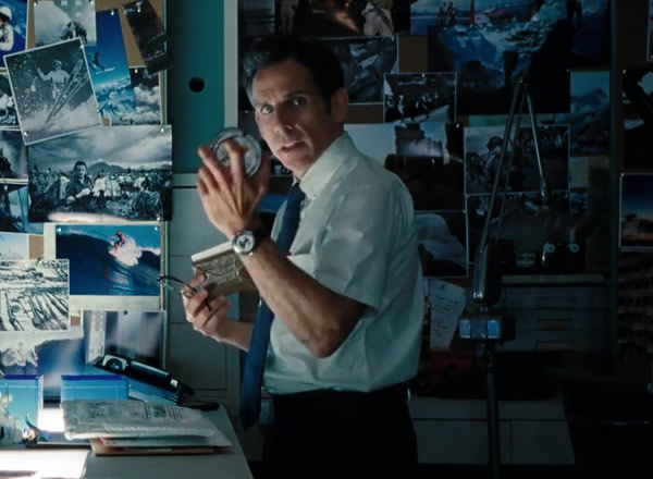 Ben Stiller Watch In The Secret Life Of Walter Mitty Movie 1