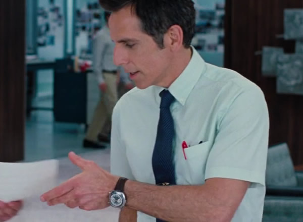 Ben Stiller Watch In The Secret Life Of Walter Mitty Movie 2