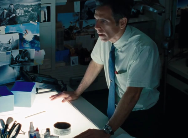 Ben Stiller Watch In The Secret Life Of Walter Mitty Movie 3