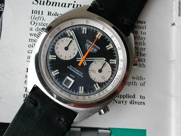Tag Heuer Carrera Ref. 1153 Chronograph