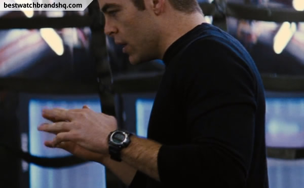 Chris Pine's Watch In Jack Ryan: Shadow Recruit Movie ... Shadow On The Wall Movie