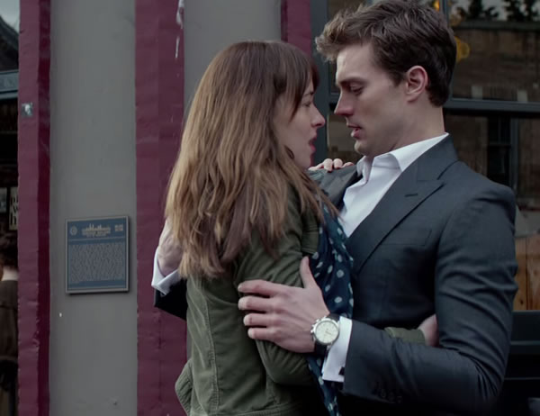 Jamie Dornan Watch In Fifty Shades Of Grey Movie 1