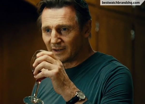 Liam neeson 39 s watch in taken 3 movie best watch brands hq for Top celebrity watches