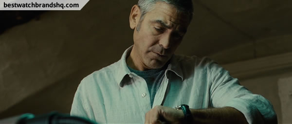 George Clooney Watch In The American Movie 7