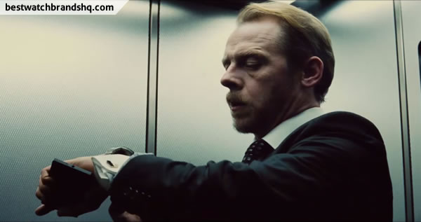 Simon Pegg Watch In Mission Impossible - Rogue Nation Movie 2