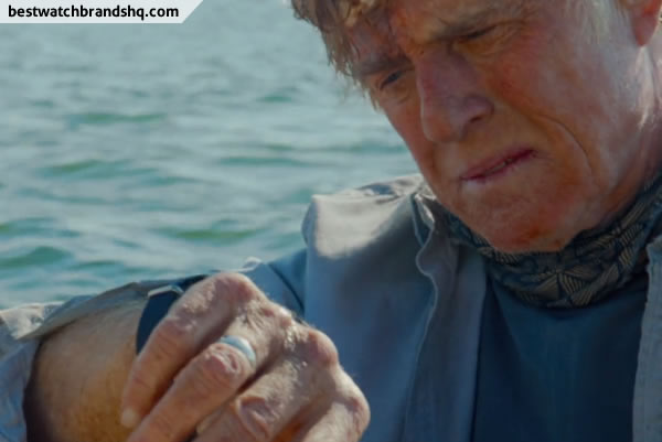 Robert Redford Watch In All Is Lost Movie - 10