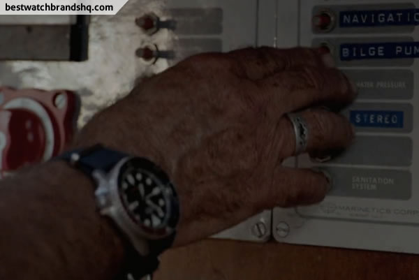 Robert Redford Watch In All Is Lost Movie - 4
