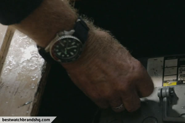 Robert Redford Watch In All Is Lost Movie - 6