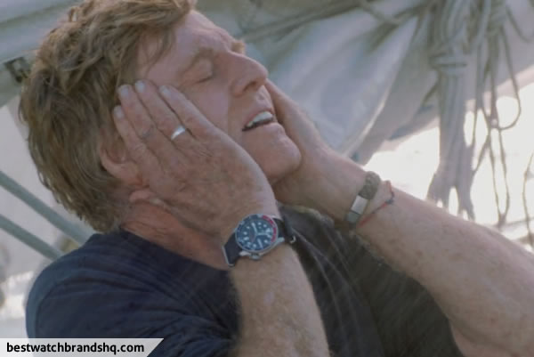 Robert Redford Watch In All Is Lost Movie - 8