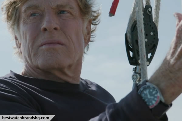 Robert Redford Watch In All Is Lost Movie - 9