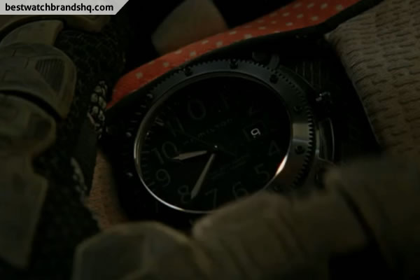 The Martian - Hamilton Khaki Navy BeLOWZERO 2