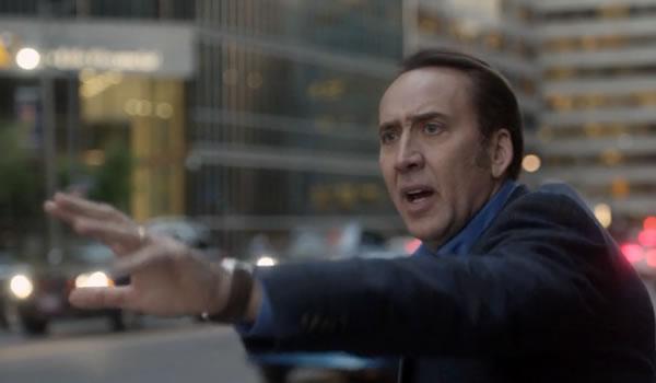 Nicolas Cage Wrist Watch Hamilton Khaki Day Date 1