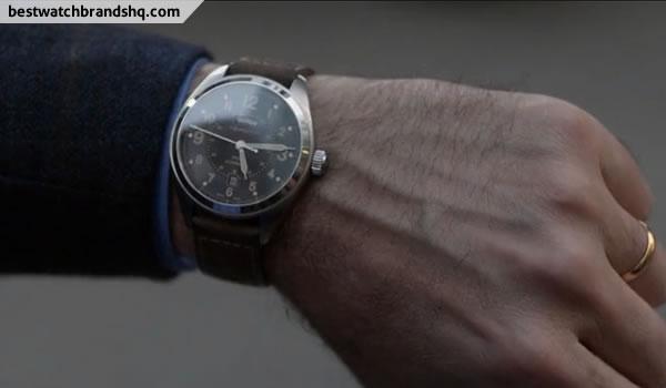 Nicolas Cage Wrist Watch Hamilton Khaki Day Date 3