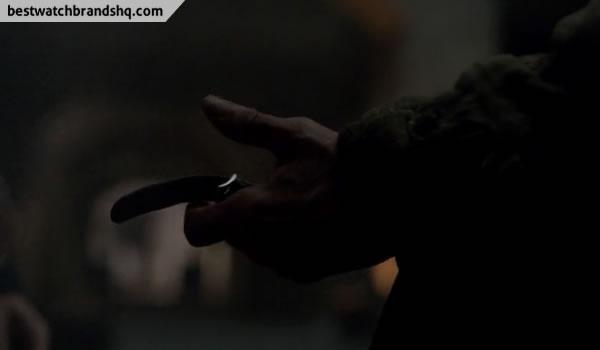 Nicolas Cage Wrist Watch Hamilton Khaki Day Date 5