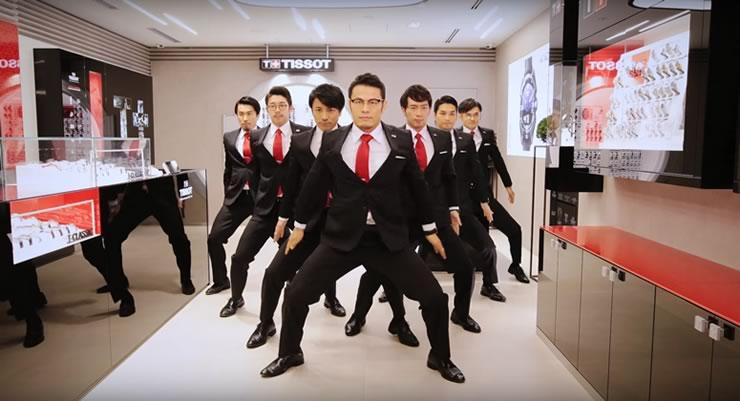 Tissot T-Touch Expert Solar Promotional Video World Order