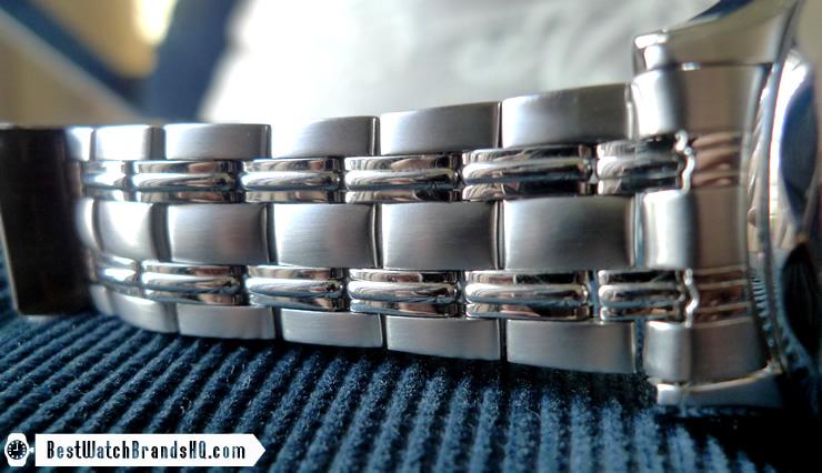Seiko 5 SNK027K White Seamaster Bracelet