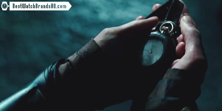 Chris Pine Pocket Watch Wonder Woman Movie