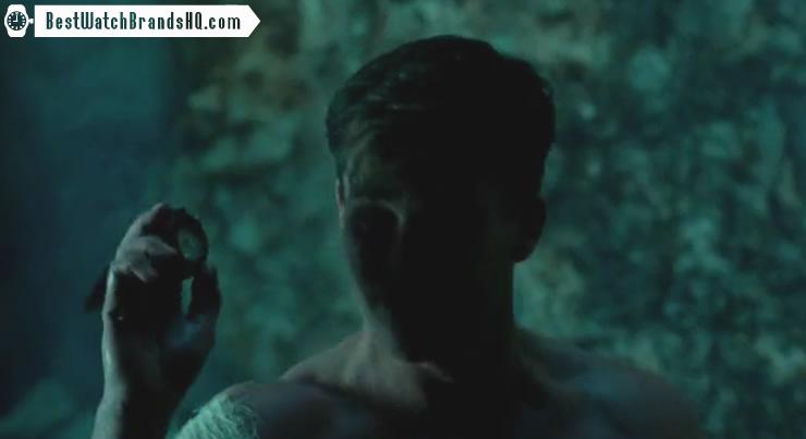 Chris Pine Wrist Watch In Wonder Woman 3
