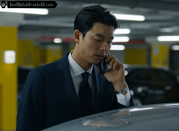 Gong Yoo Rolex Watch In Train To Busan Movie 5