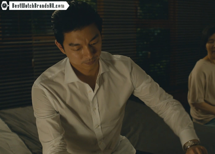 Gong Yoo Rolex Watch In Train To Busan Movie 8