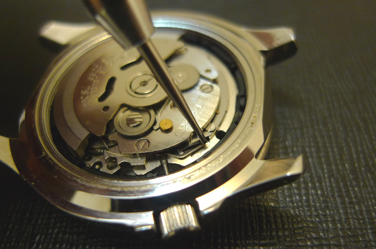 How To Remove Crown From Seiko Movement
