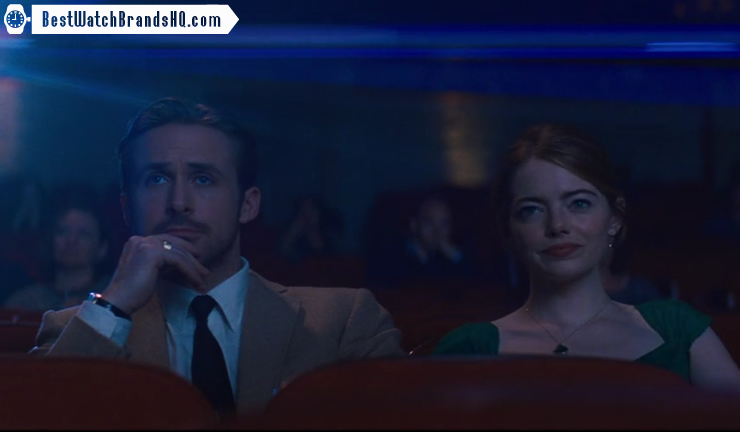 Ryan Gosling Omega Vintage Watch La La Land Movie 2