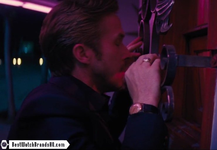 Ryan Gosling Omega Vintage Watch La La Land Movie 3