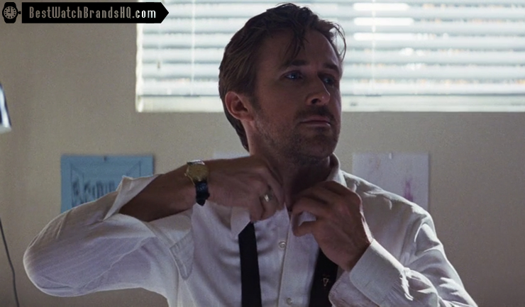 Ryan Gosling Omega Vintage Watch La La Land Movie 7