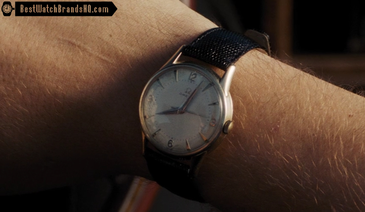 Ryan Gosling Omega Vintage Watch La La Land Movie