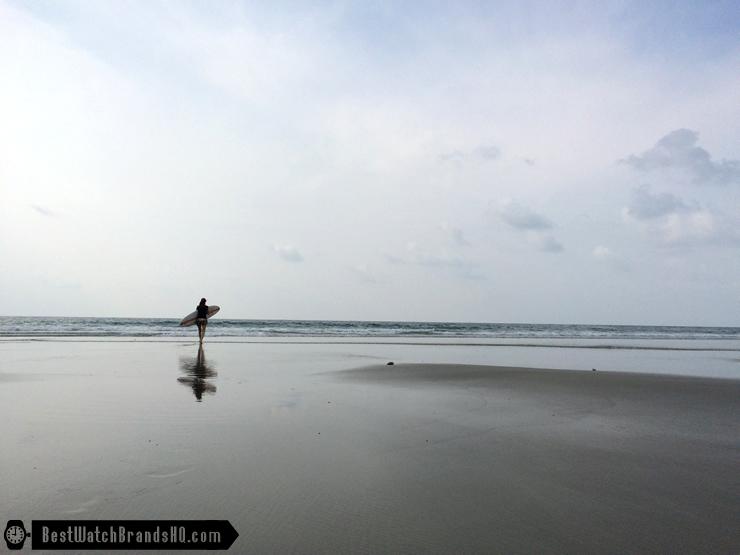 Nexus Resort Karambunai Sabah Malaysia Borneo Surfing Beach