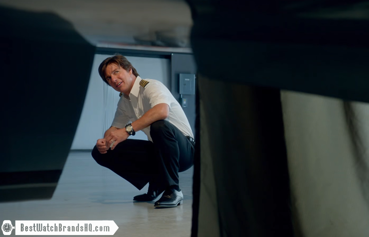 Tom Cruise Wrist Watch In American Made Movie 3