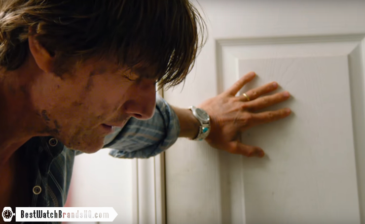 Tom Cruise Wrist Watch In American Made Movie 9