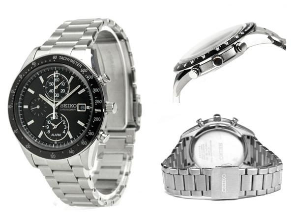 Seiko Power Design Chronograph SBPP001 Watch