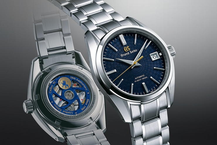 Grand Seiko Baselworld 2018 SBGH267