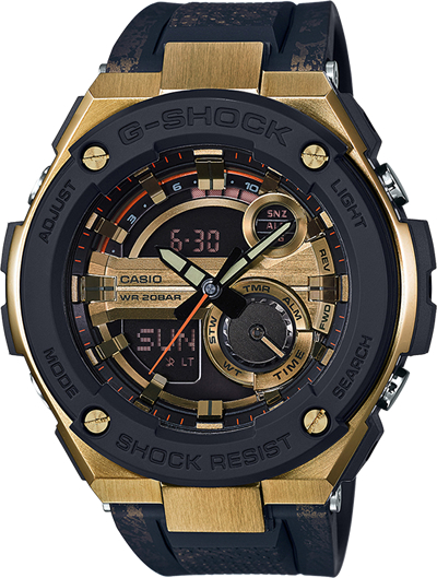 Casio G-Shock GST200CP-9A
