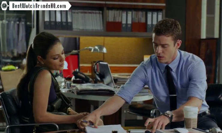 Justin Timberlake Watch In Friends With Benefits Movie 3