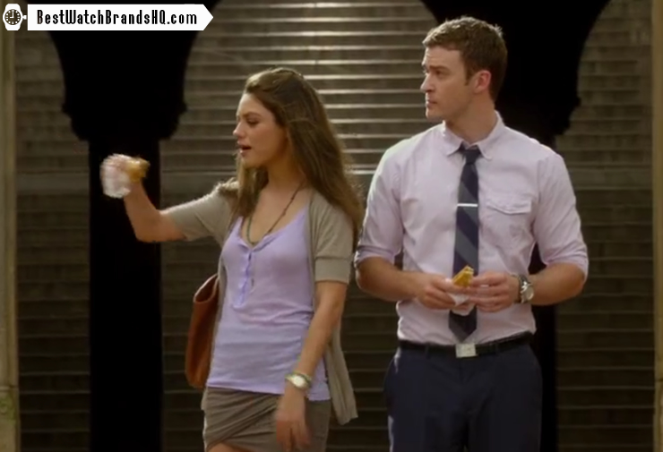 Justin Timberlake Watch In Friends With Benefits Movie 4