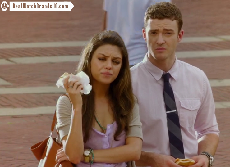 Justin Timberlake Watch In Friends With Benefits Movie 5