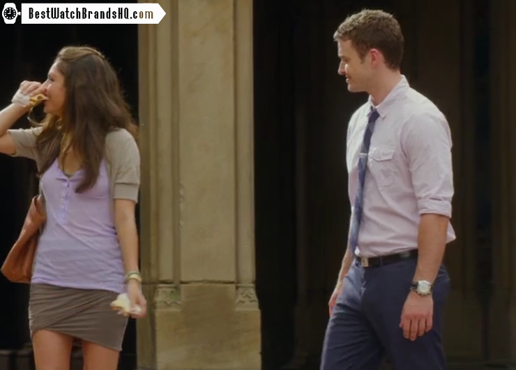 Justin Timberlake Watch In Friends With Benefits Movie 6