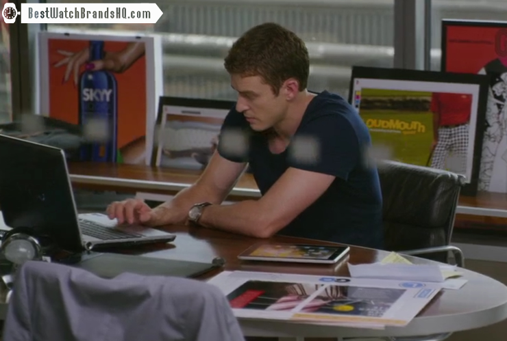 Justin Timberlake Watch In Friends With Benefits Movie 7