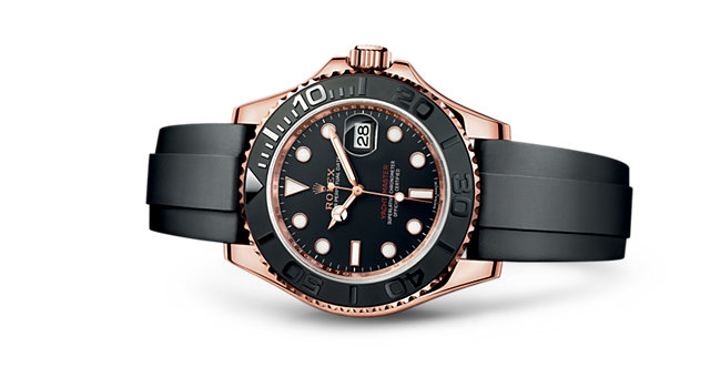 Rolex Yacht-Master Everose Gold