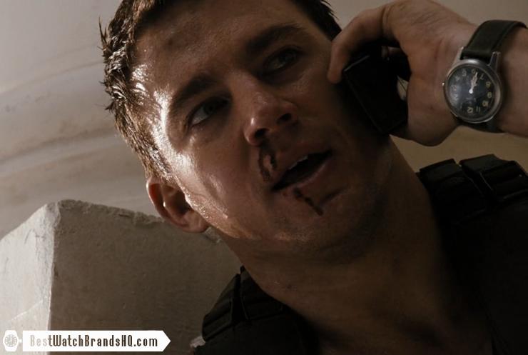 Channing Tatum Watch In White House Down Movie 4