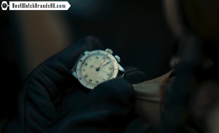 Tom Hardy Wrist Watch In Dunkirk Movie 2