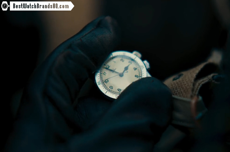 Tom Hardy Wrist Watch In Dunkirk Movie 3