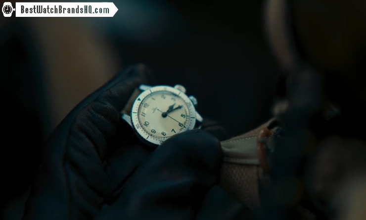 Tom Hardy Wrist Watch In Dunkirk Movie